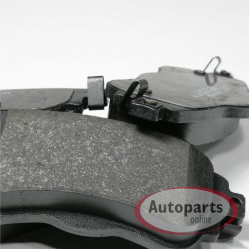 Bremsbeläge Bremsklötze Bremsen für vorne hinten Opel Astra K