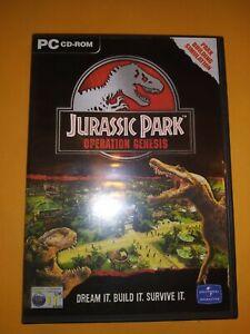 Jurassic Park: Operation Genesis (PC: Windows, 2003 ...