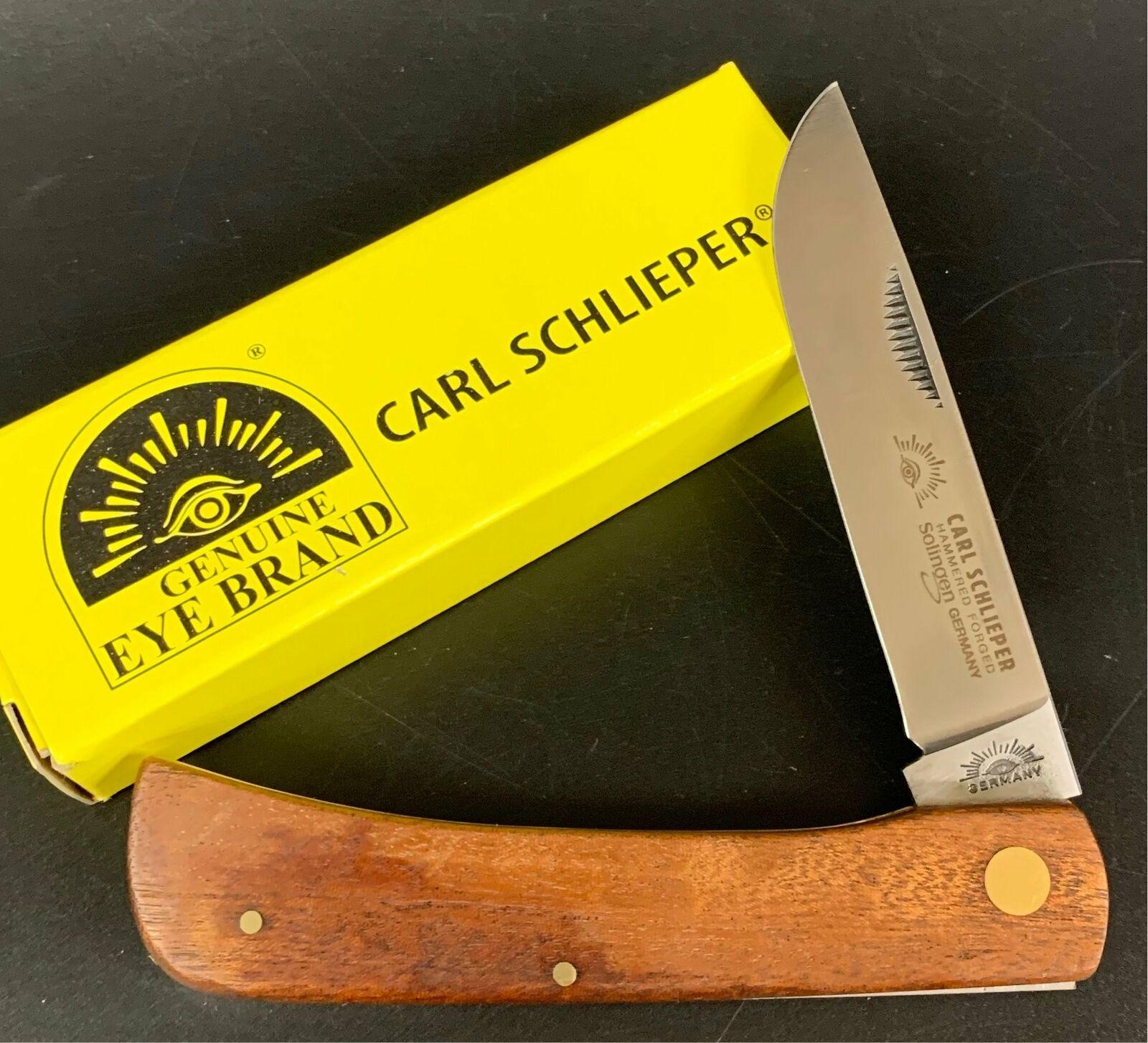GERMAN EYE BRAND CUTLERY POCKET KNIFE - #GE99 CLODBUSTER LARGE SOD BUSTER GERMAN