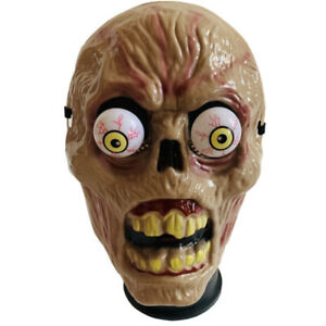 New-Halloween-Spring-Eyeballs-Horror-Mask-Zombies-As-Full-Face-Protective-Masks