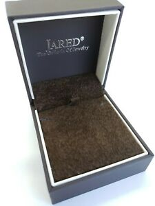 JARED-THE-GALLERIA-OF-JEWELRY-Brown-Necklace-Giftbox-Empty
