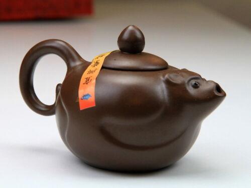 Affe Teekanne Chinesisches Horoskop Tierkreiszeichen Tierzeichen Yixing Ton