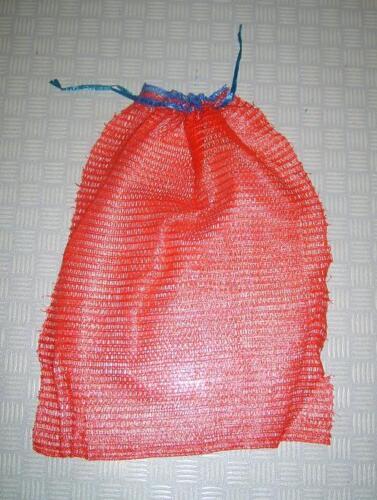 Raschelsack für 10 Kg =/> 200 rote Raschelsäcke