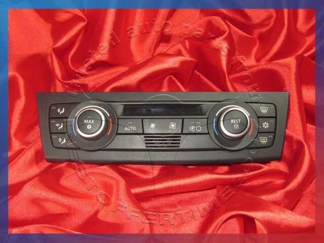 BMW 1 3 SERIES E81 E87 E90 E91 E92 Automatic Air Conditioning Controls 9128215