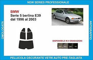 pellicole-oscuranti-vetri-bmw-SERIE-5-E39-berlina-dal-1996-2003-kit-posteriore