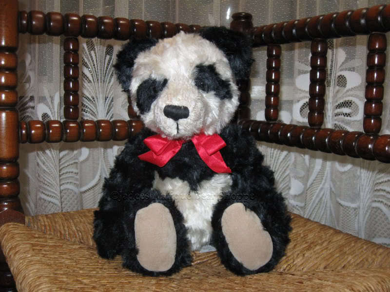 Russ Berrie Exclusive for Bombay Company Mei Ying Panda Bear