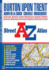 Burton on Trent Street Atlas by Geographers' A-Z Map Company (Paperback, 2013)