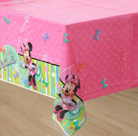 Disney Minnie Mouse Boutique(1) Plastic Tablecover Birthday Party Supplies