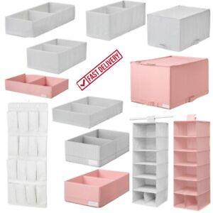 Détails Sur Ikea Armoire Commode à Tiroir Rangement Vêtements Boîte Avec Compartiments Neuf Afficher Le Titre D Origine