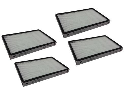 4 HEPA Filter for Panasonic MC-V199H MC-UL671 MC-UL675 Upright