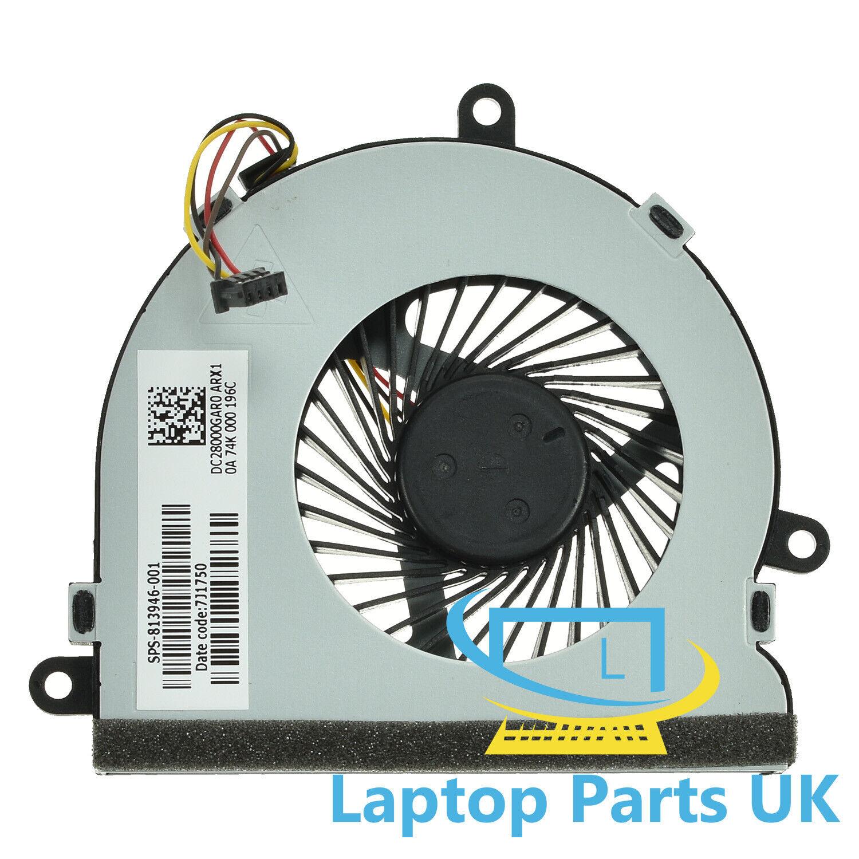 CPU Cooling Fan for Hp 15-ay 15-ay000 15-ay100 15t-ay Laptop Spare Part