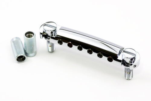 Metric Chrome NEW Tone Pros T1Z-C LOCKING TAILPIECE for Gibson Les Paul Guitar