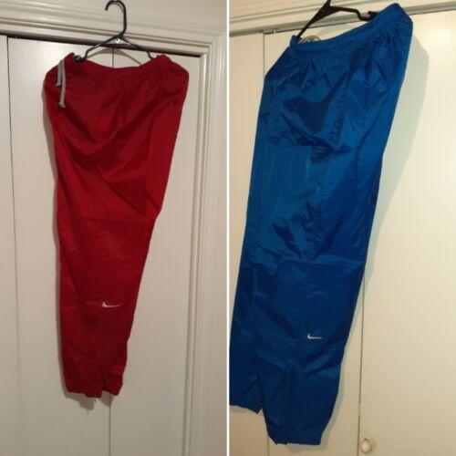 (2)Vtg Nike Windbreaker Pants!!