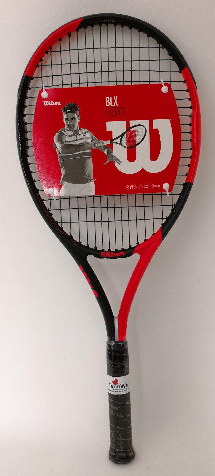 Statt      Allround-Tennisschläger Wilson BLX Fierce, besaitet, SUPER DESIGN 7a8b76