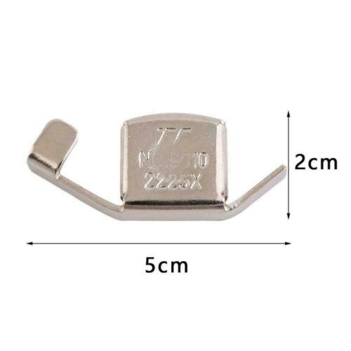 2PCS Magnetic Seam Guide Sewing Machine Foot Accessories Magnet Gauge