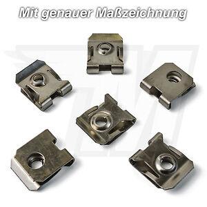 15x-Metallo-Clip-Fissaggio-Morsetto-Supporto-per-Ford-W715835-S300