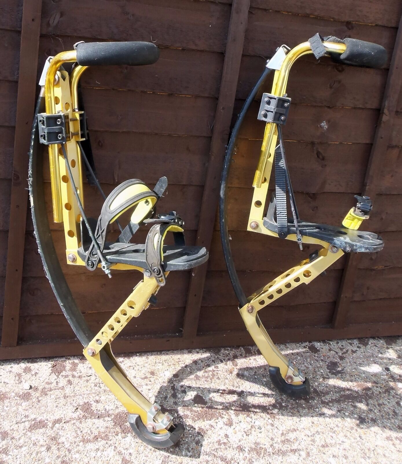 Adult Running Stilt Not Complete Good For Replacement Or Spare