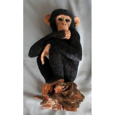 Country Artists YOUNG CHIMPANZEE Figurine Natural World 04673 NEW NIB