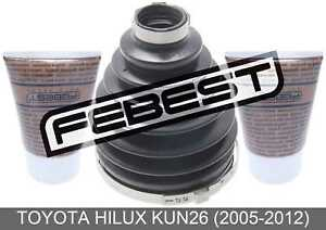 Boot-Outer-Cv-Joint-Kit-104-5X125X30-5-For-Toyota-Hilux-Kun26-2005-2012