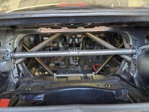 BMW E36 Rear Strut Brace solid steel. PRD