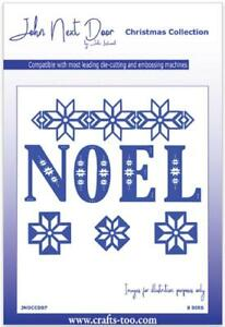 John Next Door Christmas Dies.Details About John Next Door Christmas Cutting Dies Nordic Noel 8pcs Jndcc007