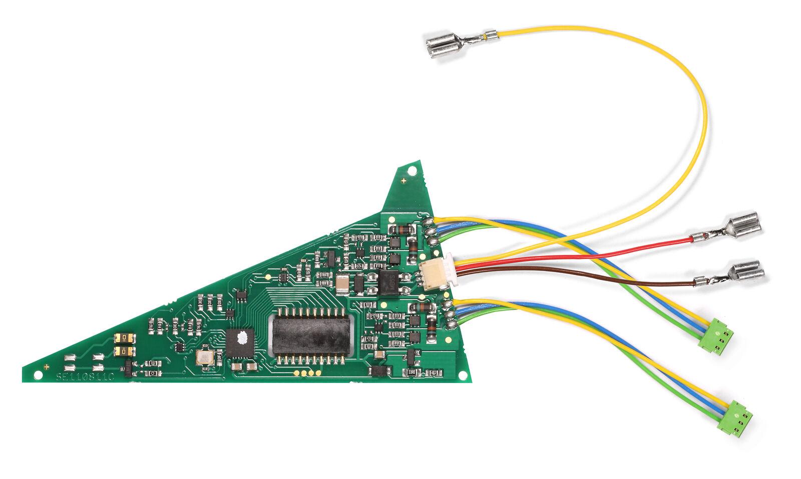 Märklin 74465 H0 Einbau-Digital-Decoder für Dreiwegweiche  NEU & OVP  | Große Klassifizierung