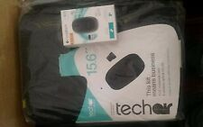 Tech Air TechAir Case with Shoulder Strap and Optical USB 2 Button Mouse for