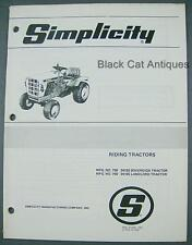 simplicity sovereign landlord 7010 and 7016 tractors owners parts rh ebay com Simplicity Sovereign 7016 Hydro Simplicity Sovereign Mowers