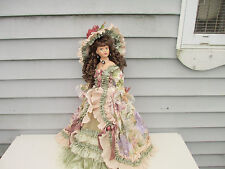 """22.5"""" Sybil Show Stoppers Porcelain Doll with Hang Tags"""