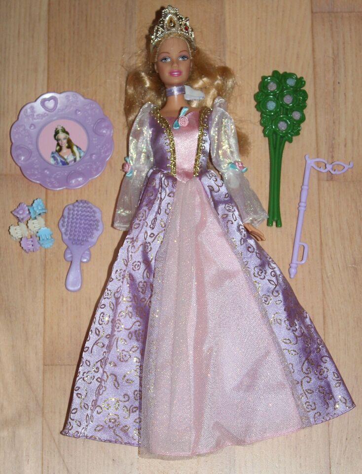 Barbie, Rapunzel vintage