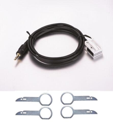 CLE EXTRACTEUR CABLE AUX MP3 SEAT ALTEA CD1