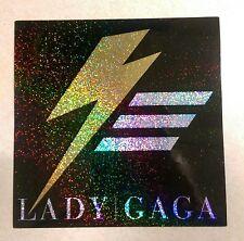 "Lady GaGa Rare ""The Fame"" Promo Sticker *NEW*"