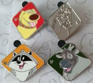 Character-Sidekicks-2015-Hidden-Mickey-Series-Set-WDW-Choose-a-Disney-Pin