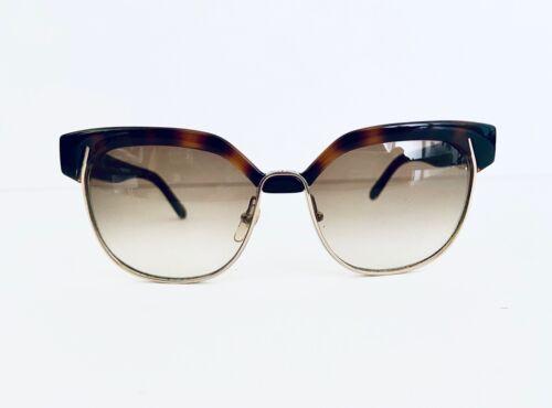 Chloe Tortoise W Metal Club Master SunGlass Glasse