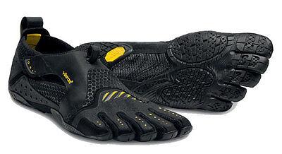 Vibram Fivefingers Signa Black/Yellow Mens sizes 40-48/7-15 NEW!!!