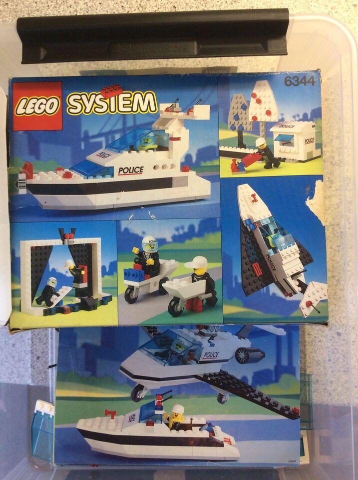 Lego City, 6344