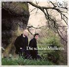 Die Schone Mullerin F Schubert 2010 CD Padmore