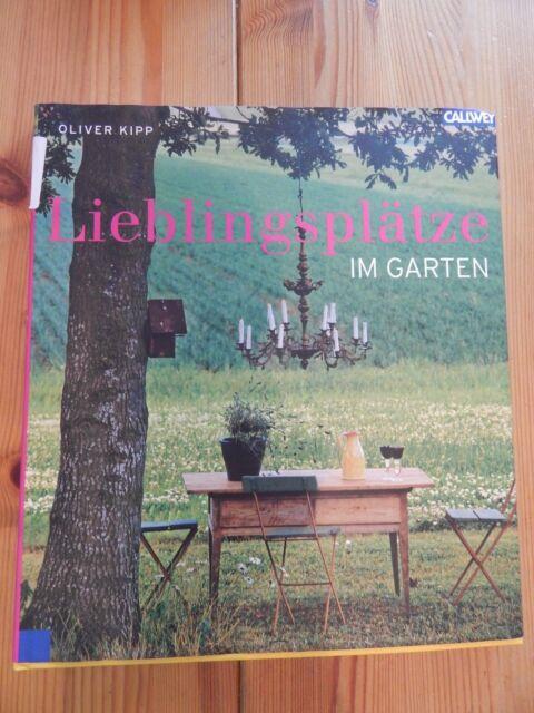 Lieblingsplätze von Oliver Kipp (2007, Gebundene Ausgabe)