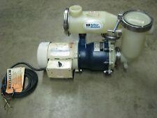 Sethco Self Priming Magnetic Drive Sealess Pump Pmsp 1035nt