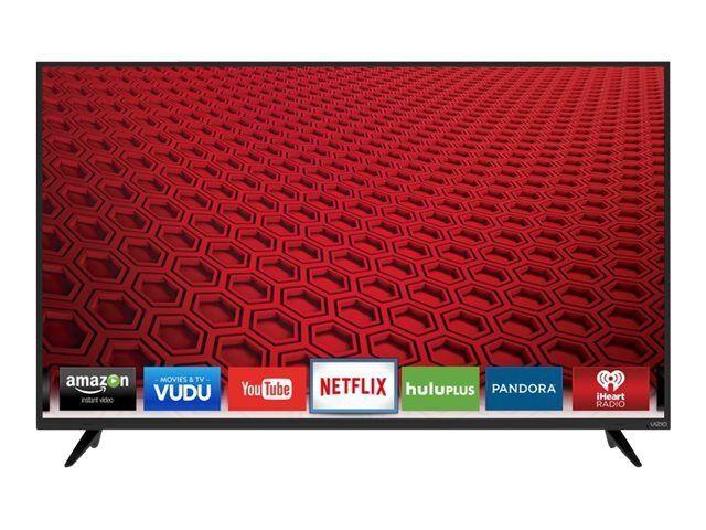 "Vizio E55-C2 55"" 1080p HD LED Smart HDTV - 2015 Model"