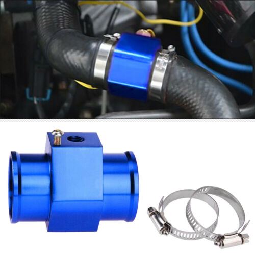 Hose Radiator Water Temperature Adapter Joint Pipe Car Tube Connector
