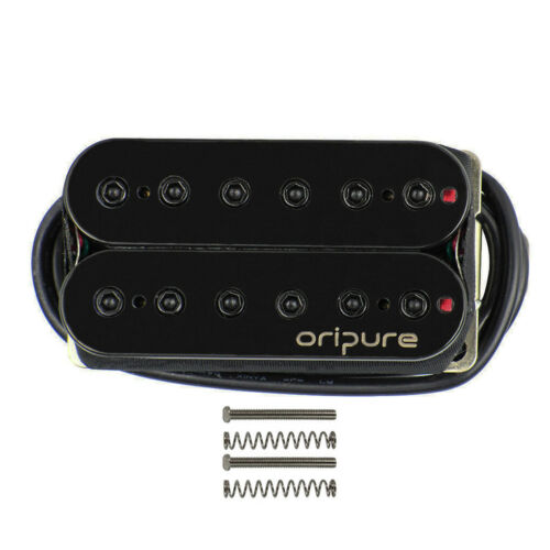 2x OriPure Alnico 5 Humbucker Double Coil Gitarre Hals Brücke Pickup 7.9K//8.8K