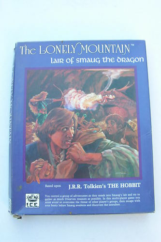 The  Lonely Mountain  comprare sconti
