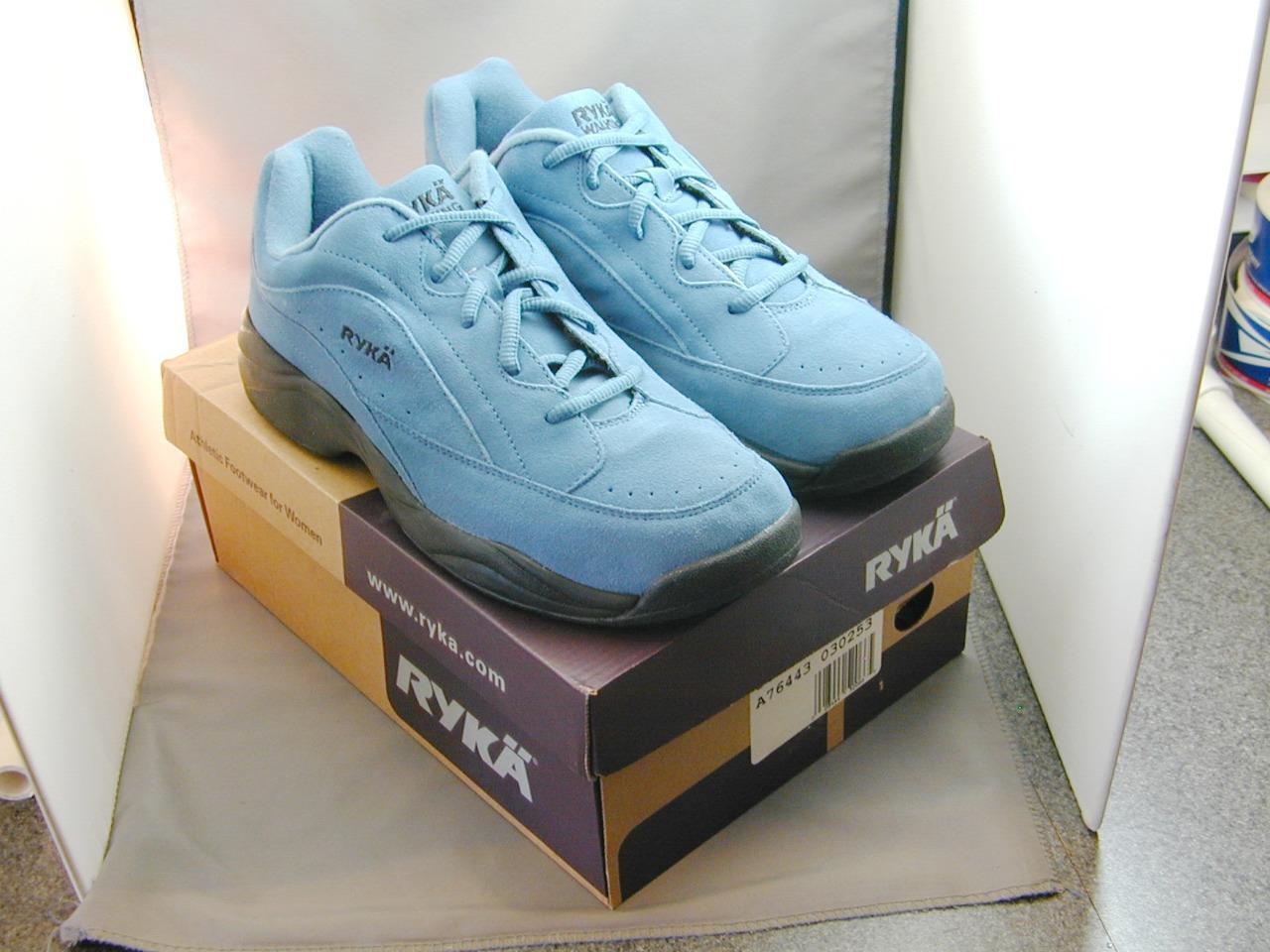 Ryka Catalyst Catalyst Catalyst Atlético Caminar Senderismo Zapatos de Mujer Azul medio 10W Nuevo En Caja  el estilo clásico