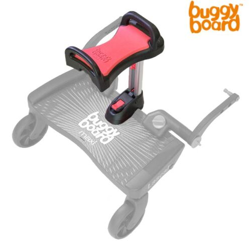 Lascal  Buggyboard Saddle RED  FOR THE MAXI BOARD ONLY Brand New