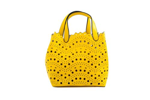 New Women's Stylish Chop out Design Inner Mini Bag Daytime Shoulder Bag