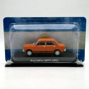 IXO-Altaya-1-43-Fiat-IAVA-128TV-1971-Diecast-Models-Limited-Edition-Collection