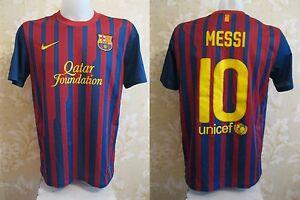 Maglia Home FC Barcelona Messi