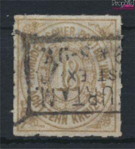 Norddeutscher-Postbezirk-11-Pracht-gestempelt-1868-Kreuzerwaehrung-9036806