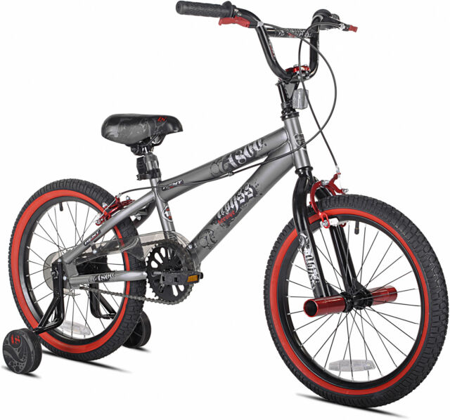 "Allek Magnalium Alloy Kids Bike for Kids with Training Wheels 16/"" BMX Bike"